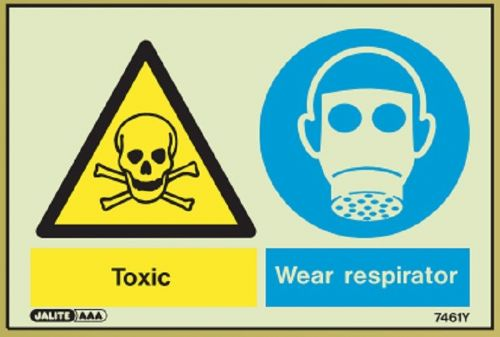 Chemical, & Radiation Risk Signs